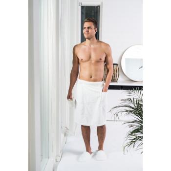 LUIN LIVING - Pareo pour homme 60x150 cm SNOW