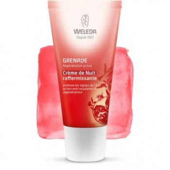 Crème de Nuit Raffermissante Grenade - 30ml - Weleda