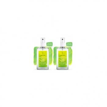 Duo Déodorant Citrus - Le 2ème à -40% - 2x100ml - Weleda