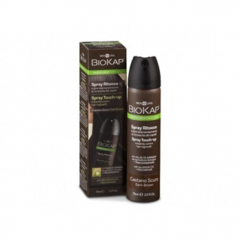 Spray Retouche Châtain Foncé - 75ml - Biokap