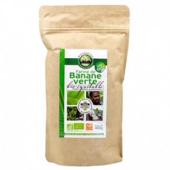 Farine de Banane Verte Bio - 300g - Écoidées