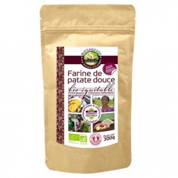 Farine Patate Douce Bio - 300g - Écoidées