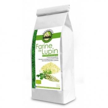 Farine de Lupin Bio - 400gr - Écoidées