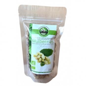 Mulberries Bio - 100gr - Écoidées