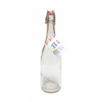Bouteille Limonade Fond Rond - 75 cl - Ah Table