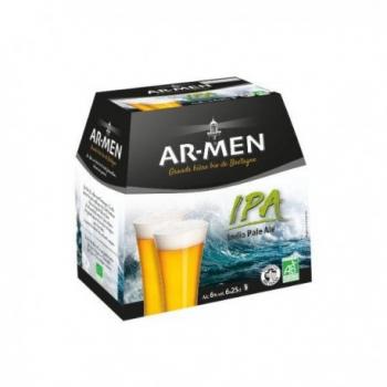 Pack Bières IPA - 6X25cl - Ar-Men