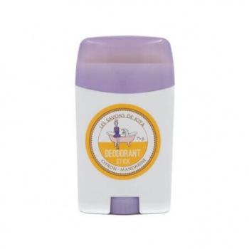 Déodorant Stick Citron & Mandarine - 75g - Les Savons de Joya