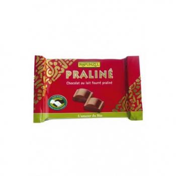 Chocolat au Lait Praliné - 100g - Rapunzel