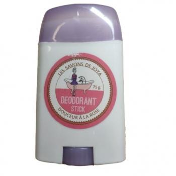 Déodorant Stick Douceur à La Rose - 75g - Les Savons De Joya