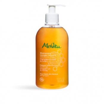 Shampoing Lavages Fréquents - 500ml - Melvita