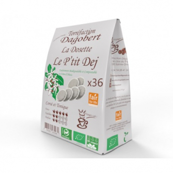 Dosettes Le P'tit dej - x36 - Dagobert