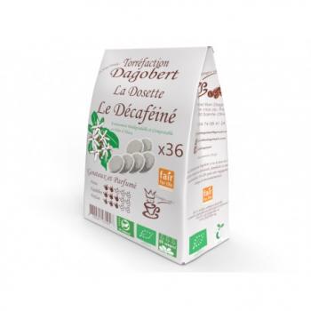 Dosettes Décaféiné - x36 - Dagobert