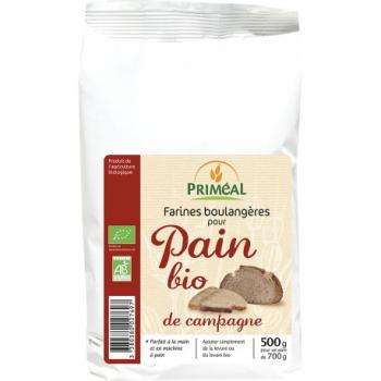 Farine Pain de Campagne - 500g - Priméal