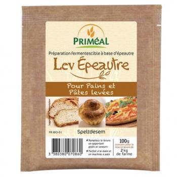 Lev'Épeautre - 100g - Priméal