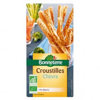 Croustilles Chèvre - 100g - Bonneterre