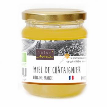 Miel Châtaignier France - 250g - Natur'Avenir