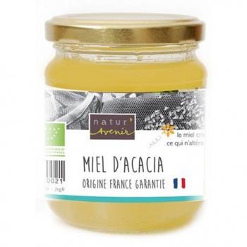 Miel Acacia France - 250g - Natur'Avenir