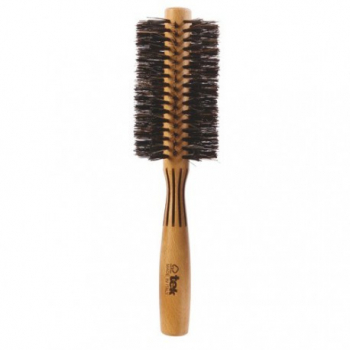 Brosse à Brushing Frêne Poils Sanglier BIO- Diamètre 55 - Beliflor