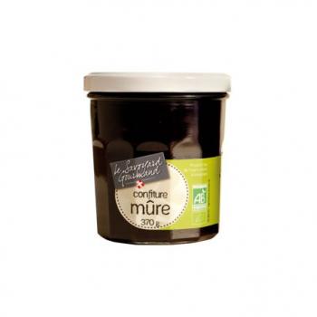 Confiture Mûre - 370g - Le Savoyard Gourmand