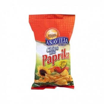 Chips Paprika - 125g - Añavieja Soria