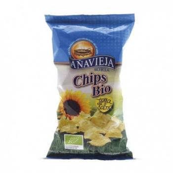 Chips Nature Bio - 125g - Añavieja Soria