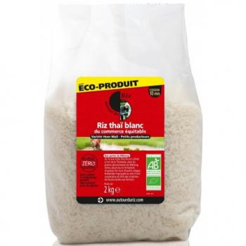Riz Thaï Blanc - 2kg - Autour du Riz