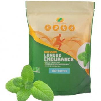 Boisson Longue Endurance Bio Menthe - 450g - Endur'Activ