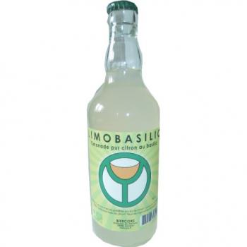 Limonade Limobasilic - 50cl - Bière du Vercors