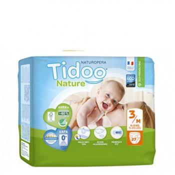 Couche Écologiques T3M 4-9kg - 27 couches - Tidoo