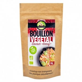 """Bouillon Végétal Bio Saveur """"Boeuf"""" - 250g - Écoidées"""