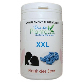 XXL 120 gélules (aphrodisiaque)