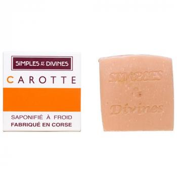 Savon Carotte surgras 100g