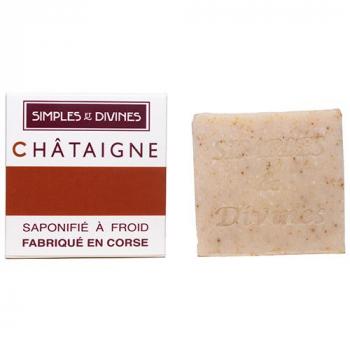 Savon Chataigne surgras 100g