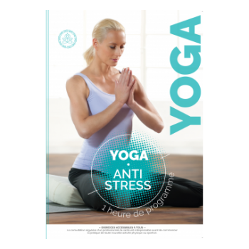 Yoga anti stress - dvd