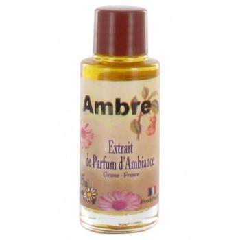 extraits de parfum Ambre 15ml