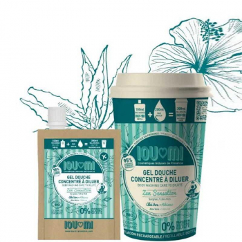 Gel Douche Aloe Vera / Hibiscus Kit Starter