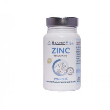 ZINC 15 mg - BISGLYCINATE - IMMUNITE