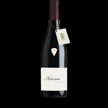 Montepulciano d'Abruzzo Axioma rouge Biodynamie Demeter la caisse de 6 bouteilles de 75cl