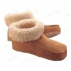 Chausson en peau de mouton Chalet S 36 au 43       MADE IN FRANCE