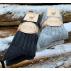 Lot de 2 paires de chaussettes Alpaga mélangées