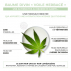 BOMOI - Bougie de Modelage façon voile herbacé 150ml