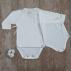 Body interlock coton bio