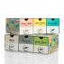 Coffret Thé Bio Premium L'Essentielle - Assortiment de 6 Thés, 48 sachets pyramide - Idée Cadeau…