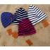 Bonnet Enfant coton bio 340g/m²