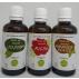 Le coffret CHEVEUX et ONGLES : 3 huiles végétales pour prendre soin des cheveux, ongles et cils   + 1 Flacon AMANDE DOUCE (promotion MAI)