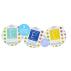 Diffuseur IRIS écologique avec télécommande + Une DISCOVERY BOX incluse (3 capsules soit 400h de diffusion)