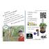 Ensemble grands jardins 60 goutte-à-goutte solaire ORIAZ