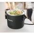 Lunch box chauffante DETOXIMIX meal black