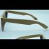 Lunettes à grilles , à trous en monture bois bambou 100% naturel + livret de 32 pages méthode  offert en PDF+ étui rigide