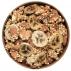Muesli croustillant Bio Banane Vanille avec de véritables morceaux de fruits séchés - 1kg - sans gluten